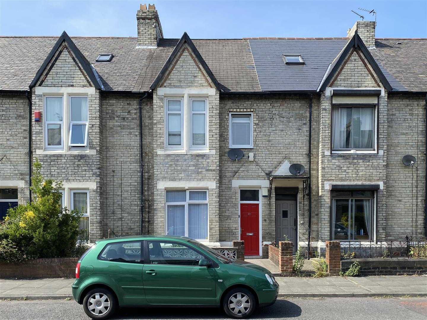 Cardigan Terrace Newcastle Upon Tyne, 5 Bedrooms  House ,Sold (STC)